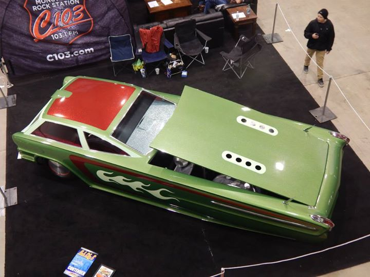 Green Goblin - Chad Hiltz. 10309010