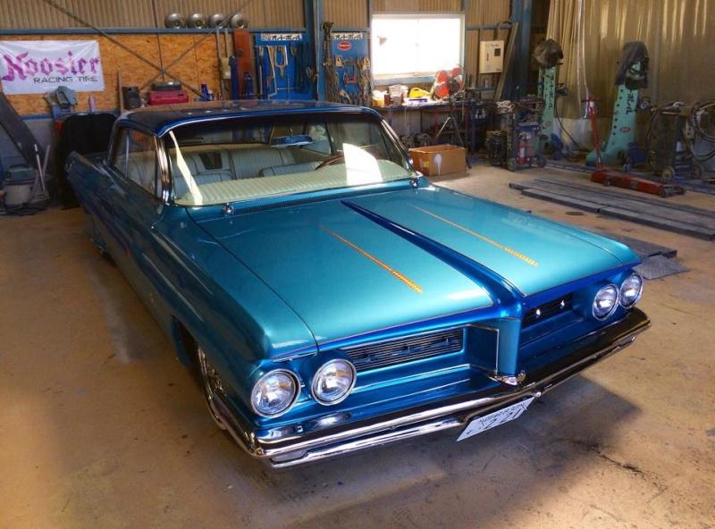 Pontiac 1959 - 62 custom & mild custom - Page 2 10329110