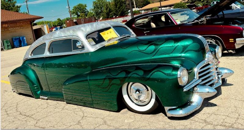Pontiac 1930's & 1940's custom & mild custom 10339710