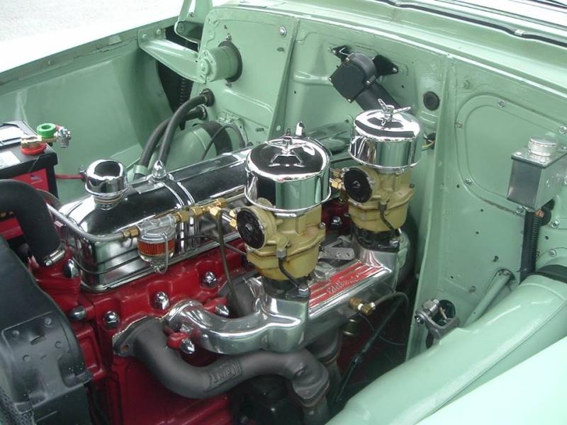 Chevy 1953 - 1954 custom & mild custom galerie - Page 9 10342811