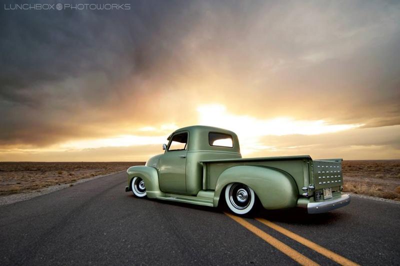 Chevy Pick up 1947 - 1954 custom & mild custom - Page 4 10342911
