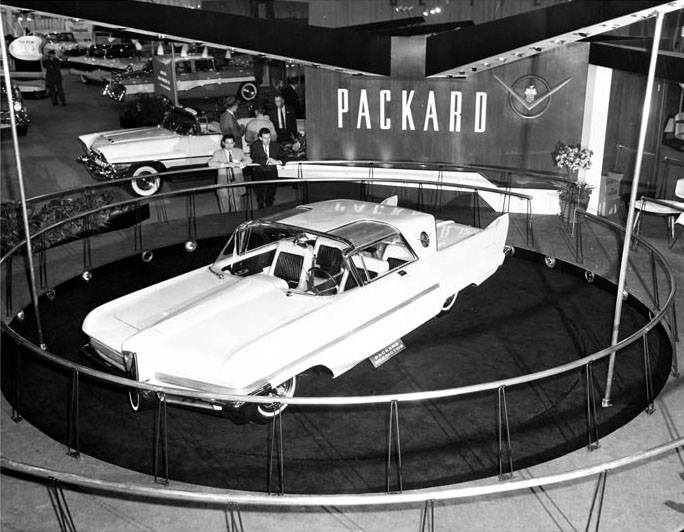 1956 - 57 Packard Predictor Concept Car 10350410