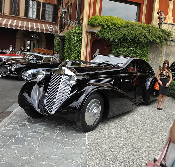 Rolls Royce Phantom I Aerodynamic Coupe by Jonckheere - 1924 10355810