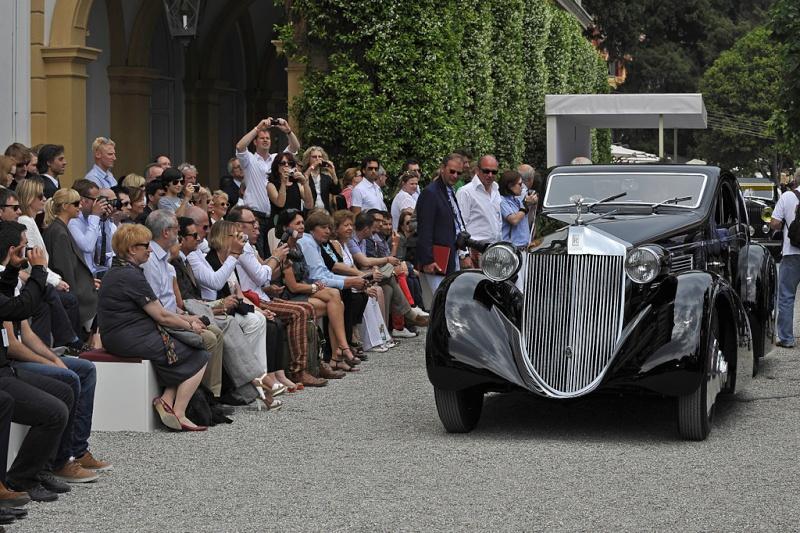 Rolls Royce Phantom I Aerodynamic Coupe by Jonckheere - 1924 10360110