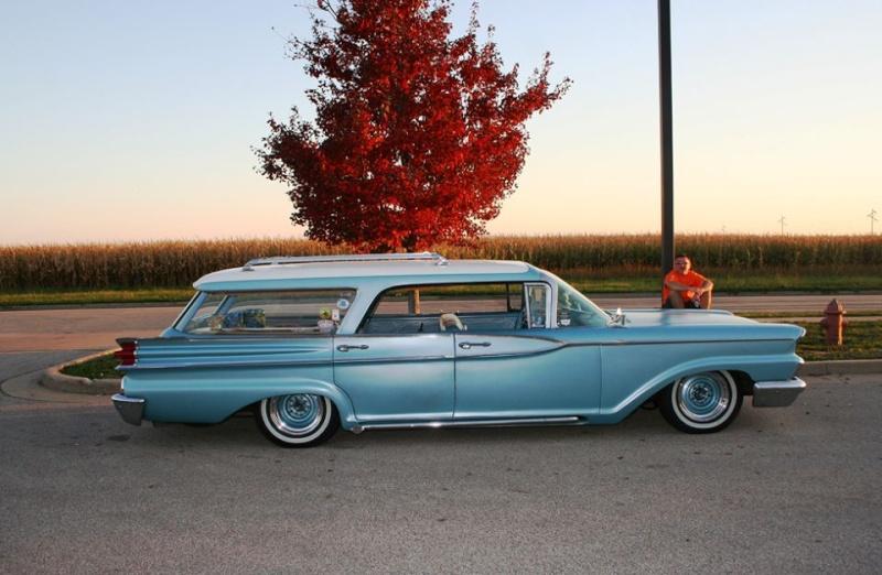 Mercury 1957 - 1960 Customs & mild custom 10369710