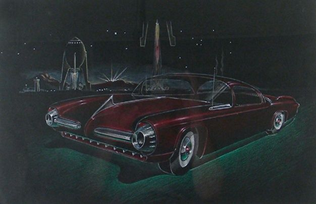 Prototype, maquette et exercice de style - concept car & style 10371910