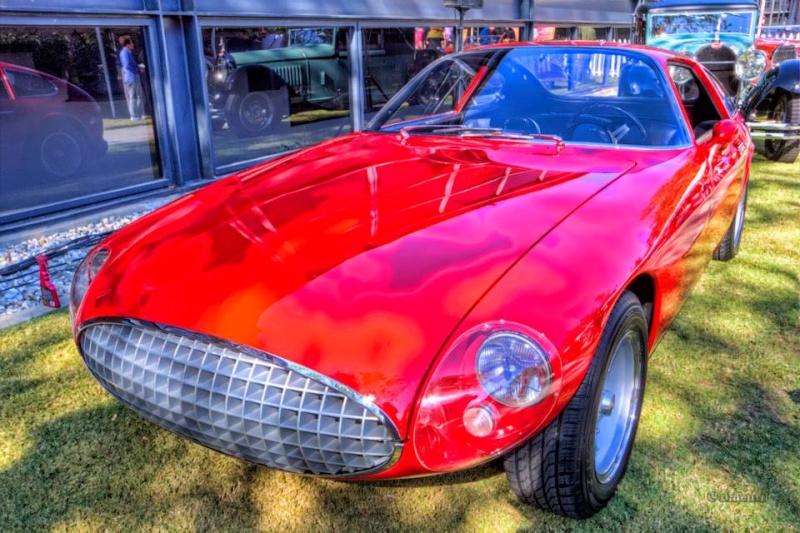 The One-Of-A-Kind 1961 Kelly Corvette Coupe by Vignale 10372710
