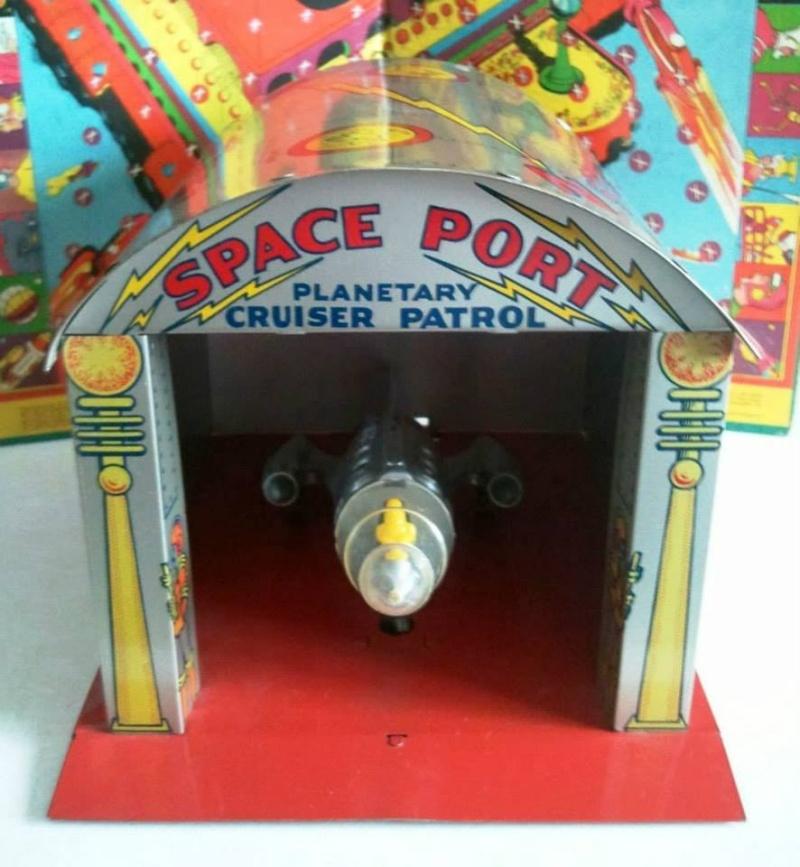 Jouets Spaciaux - Sci-Fi Toys 10383610