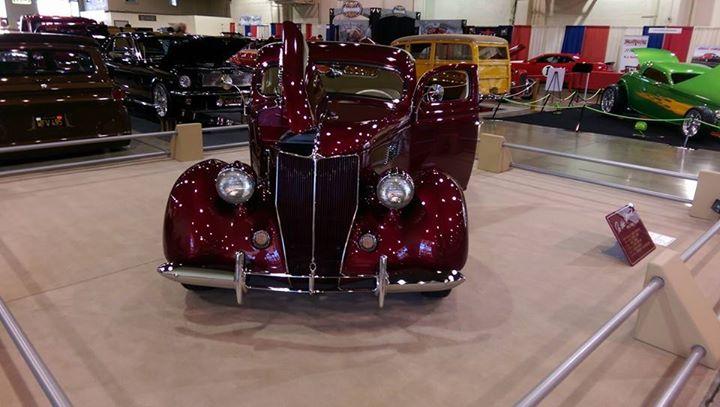 Ford 1935 - 38 custom & mild custom - Page 4 10389612