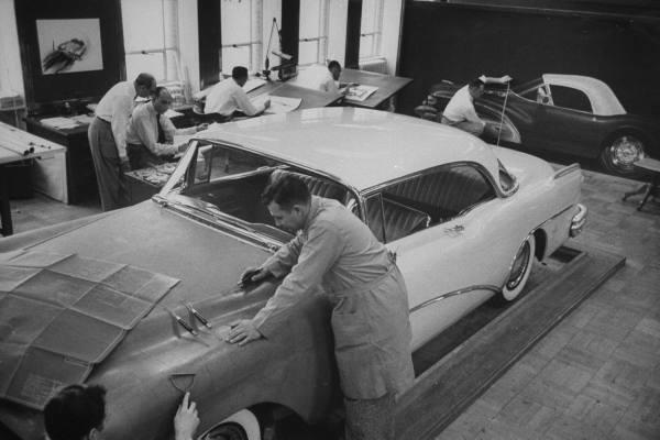 Prototype, maquette et exercice de style - concept car & style 10390411
