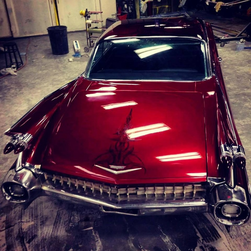 Cadillac 1959 - 1960 custom & mild custom - Page 2 10390510