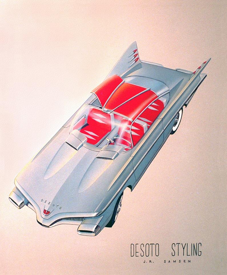 Prototype, maquette et exercice de style - concept car & style 10393912