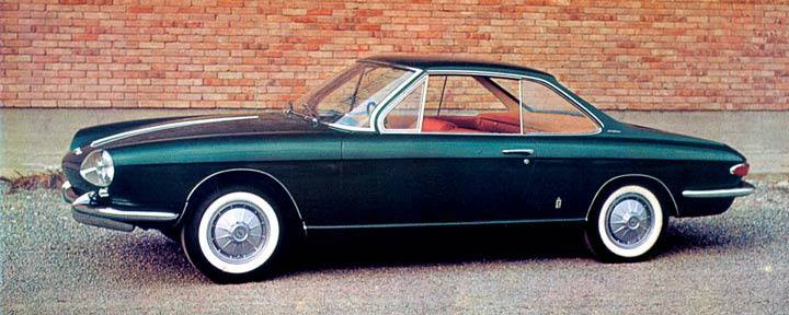 1960 - 1963 Chevrolet Corvair Coupe Speciale (Pininfarina) 10397910