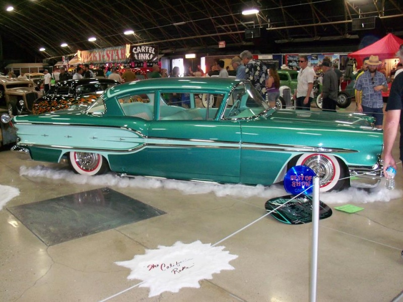 Pontiac 1955 - 1958 custom & mild custom - Page 2 10405610