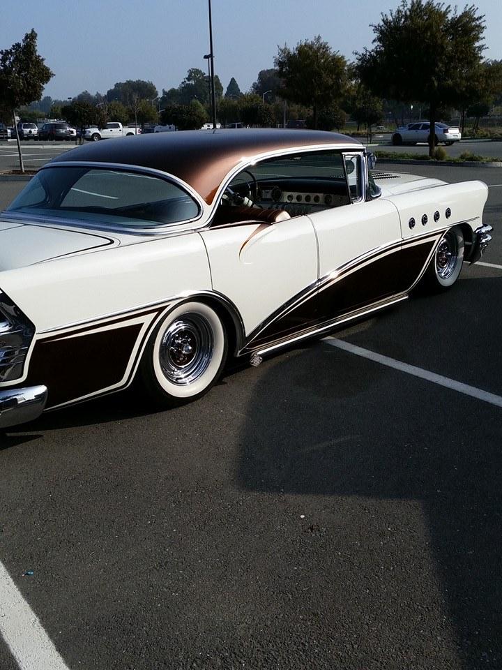 1955 Buick - Erik Lind - Root Beer Float -  10406311