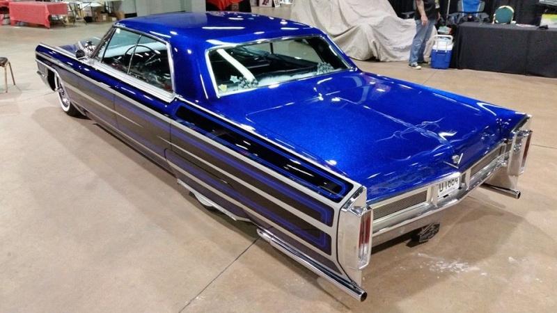 Cadillac 1961 - 1968 Custom & mild custom - Page 3 10407011