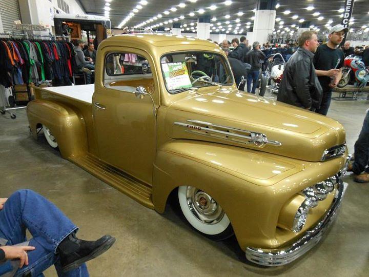 Ford¨Pick up 1948 - 1951 custom & mild custom 10408810