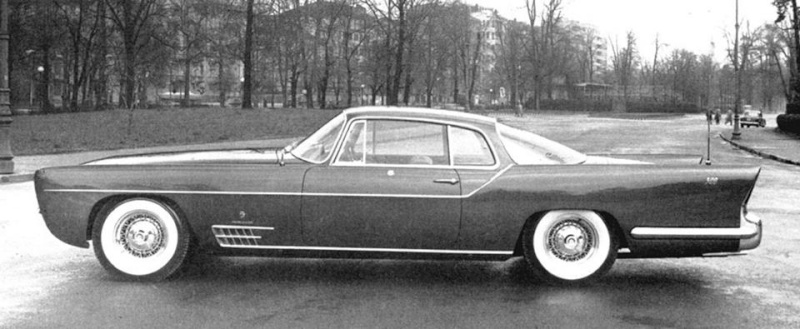 1956 Chrysler K300 Special by Ghia 10414510