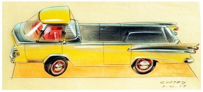 Prototype, maquette et exercice de style - concept car & style 10417510