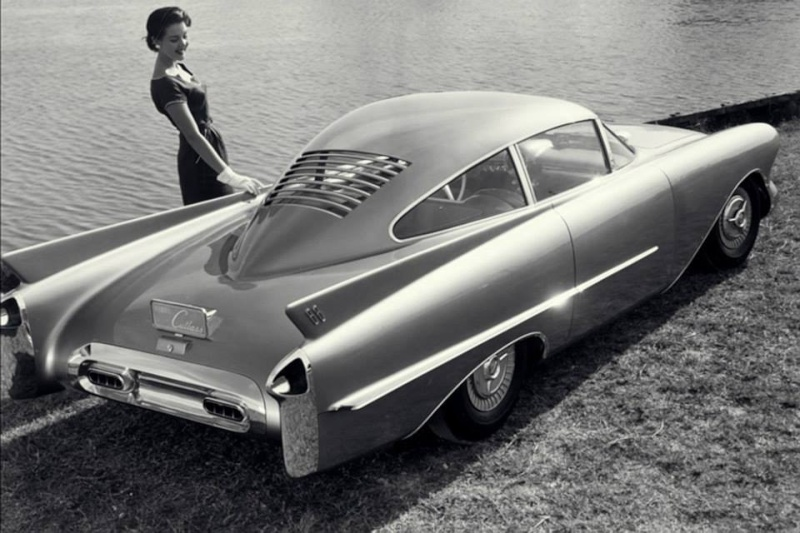 Oldsmobile Cutlass Experimental Car, 1954 10420111