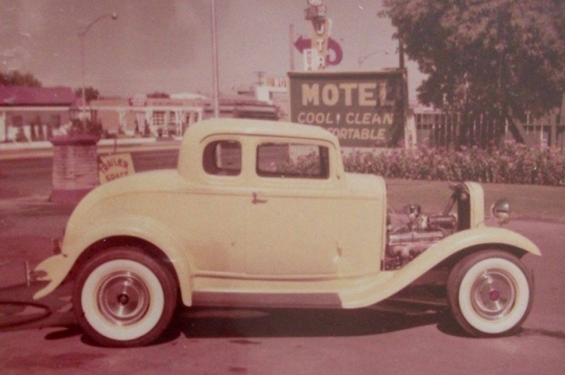 "Hot rod in street - Vintage pics - ""Photos rétros"" -  - Page 4 10423610"