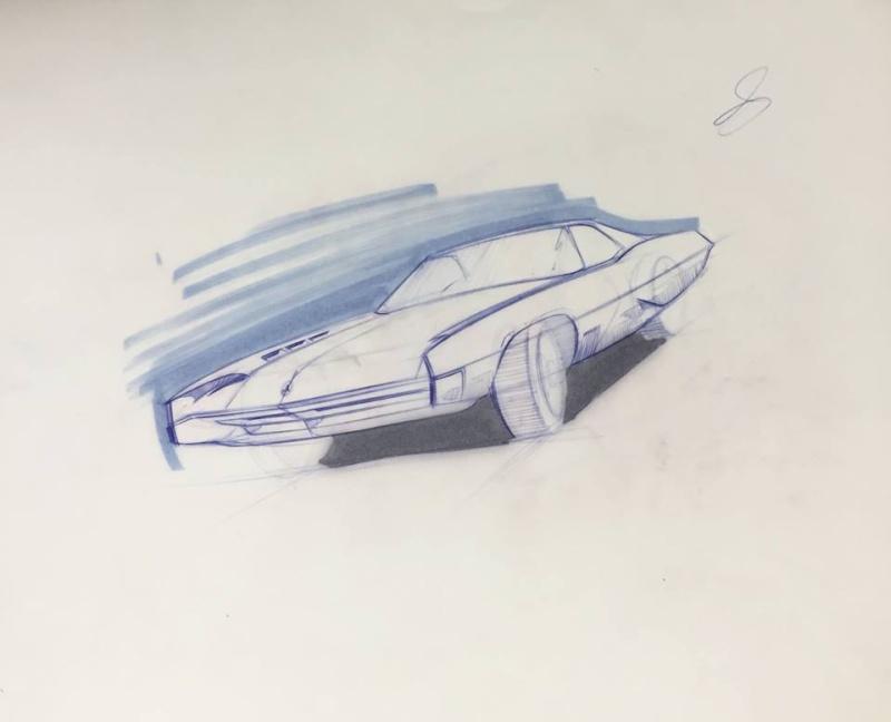 Prototype, maquette et exercice de style - concept car & style 10426711
