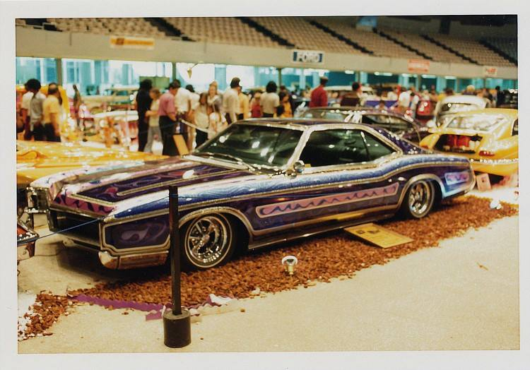 Howard Gribble - photographer and a lowrider and custom car historian from Torrance, California 10428110