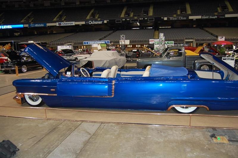 Cadillac 1954 -  1956 custom & mild custom - Page 2 10431511