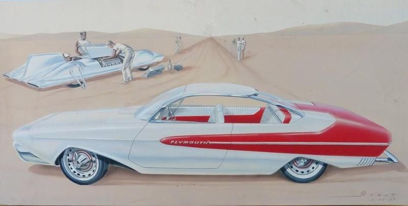 Prototype, maquette et exercice de style - concept car & style - Page 2 10451112