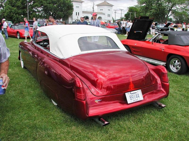 Cadillac 1948 - 1953 custom & mild custom - Page 3 10457910