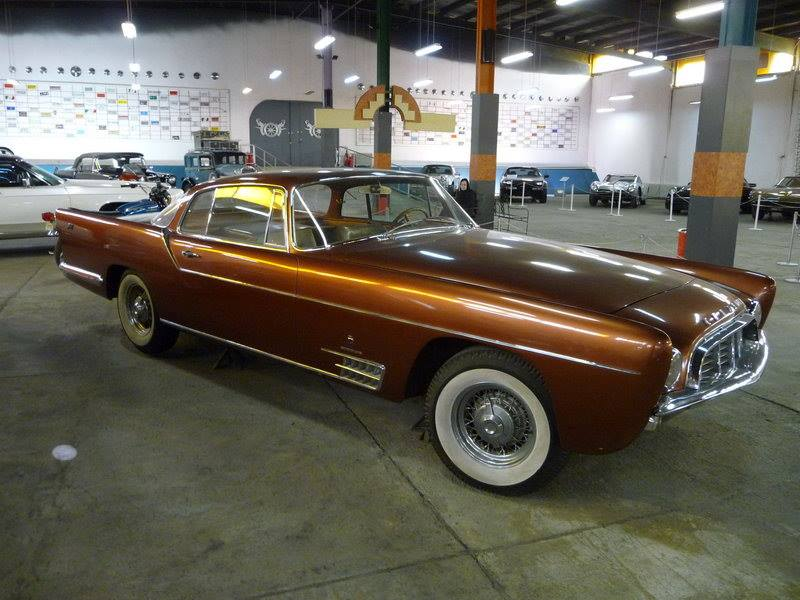 1956 Chrysler K300 Special by Ghia 10469010