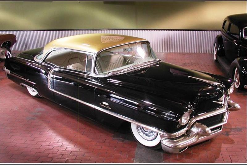 Cadillac 1954 -  1956 custom & mild custom - Page 3 10471110