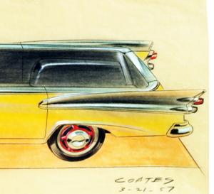 Prototype, maquette et exercice de style - concept car & style 10487410