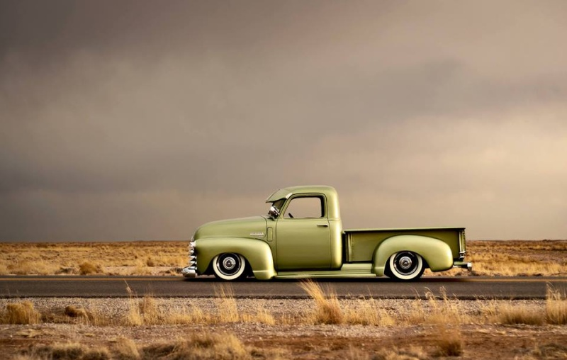 Chevy Pick up 1947 - 1954 custom & mild custom - Page 4 10488210
