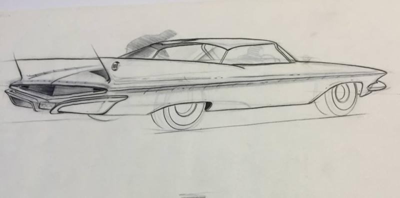 Prototype, maquette et exercice de style - concept car & style 10489811