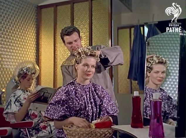 Space Age Hair Fashions (British Pate, 1960s) 10501610