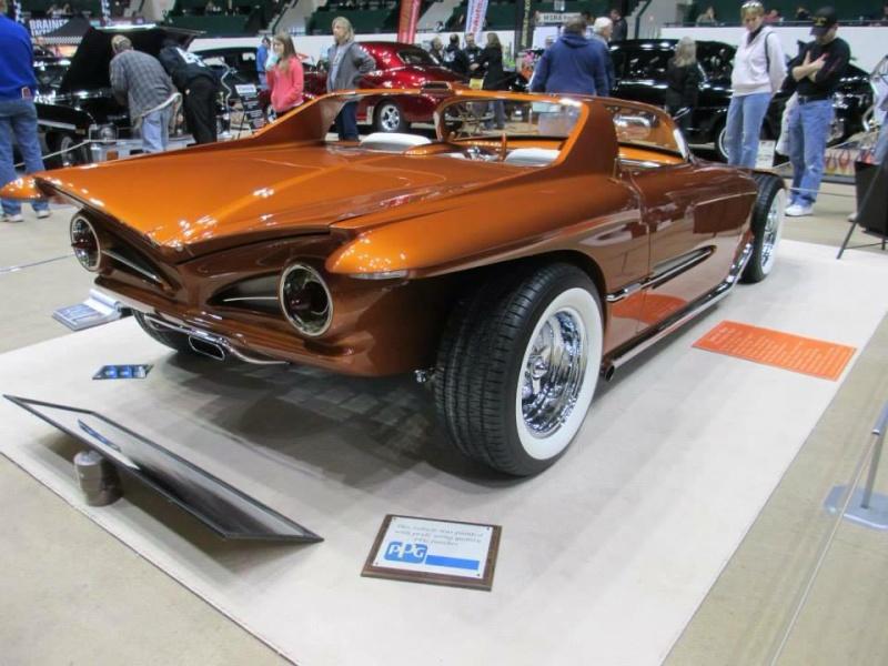 Predator - 1956 Ford - Dennis Heapy 10524410