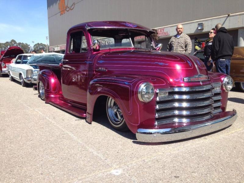 GMC Pick up 1948 - 54 custom & mild custom 10526010