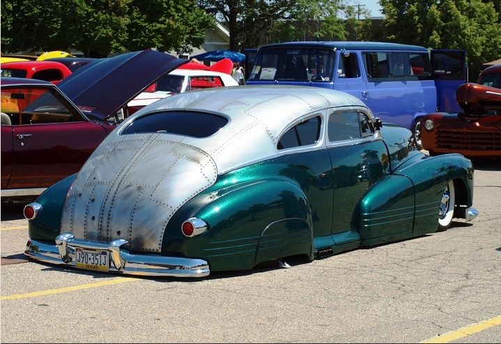 Pontiac 1930's & 1940's custom & mild custom 10557410