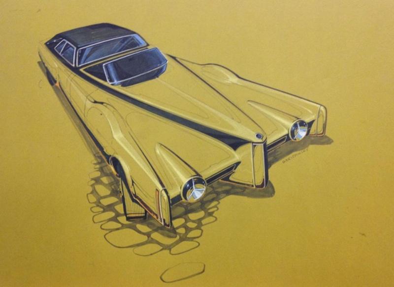 Prototype, maquette et exercice de style - concept car & style 10590611