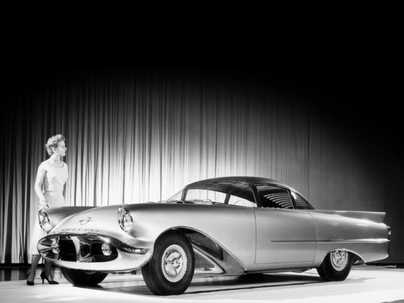 Oldsmobile Cutlass Experimental Car, 1954 10620711