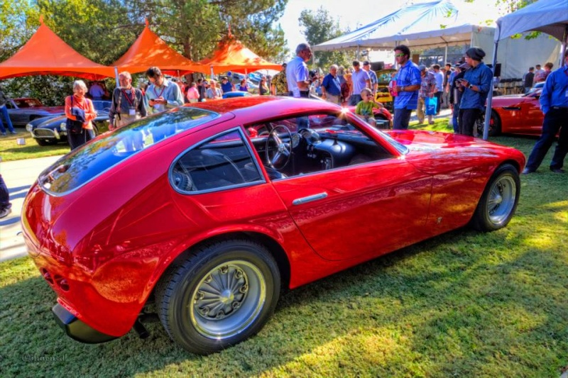 The One-Of-A-Kind 1961 Kelly Corvette Coupe by Vignale 10632810