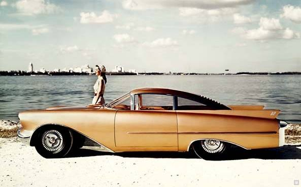 Oldsmobile Cutlass Experimental Car, 1954 10636010