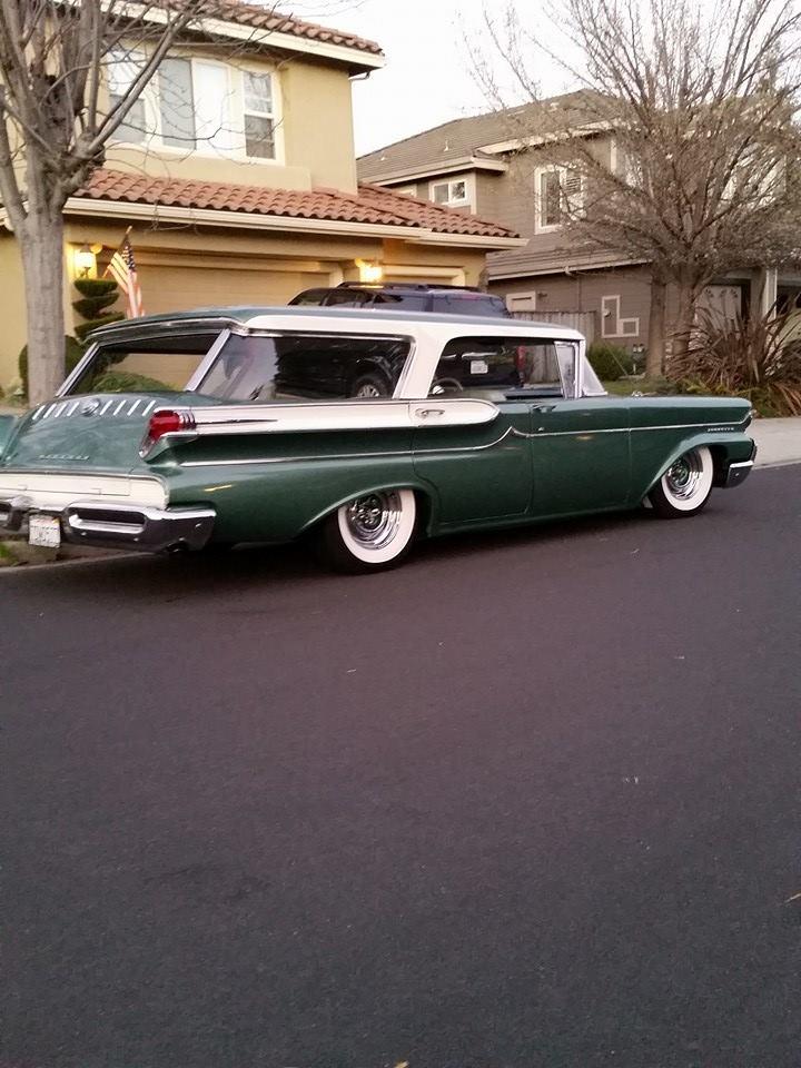 Mercury 1957 - 1960 Customs & mild custom 10647011