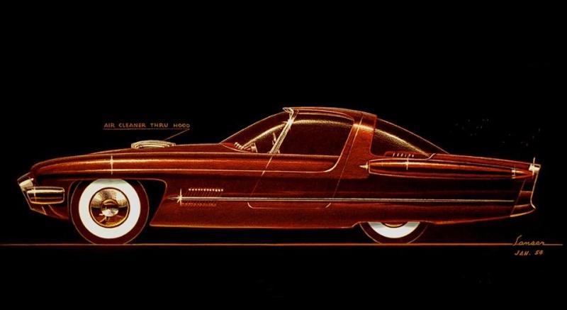 Prototype, maquette et exercice de style - concept car & style 10653811