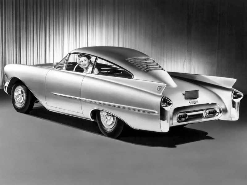 Oldsmobile Cutlass Experimental Car, 1954 10659310