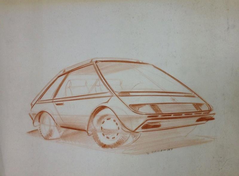 Prototype, maquette et exercice de style - concept car & style 10665610