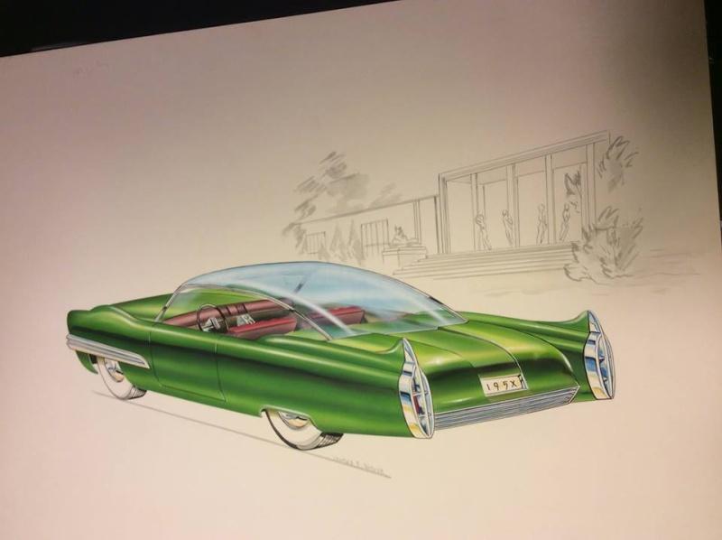 Prototype, maquette et exercice de style - concept car & style 10675513