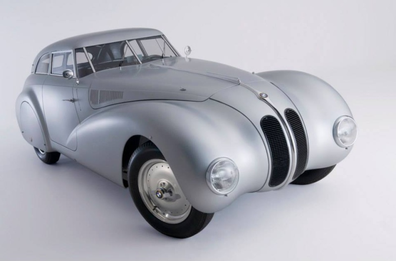 1940 BMW 328 Kamm Coupé Replica. 10676211