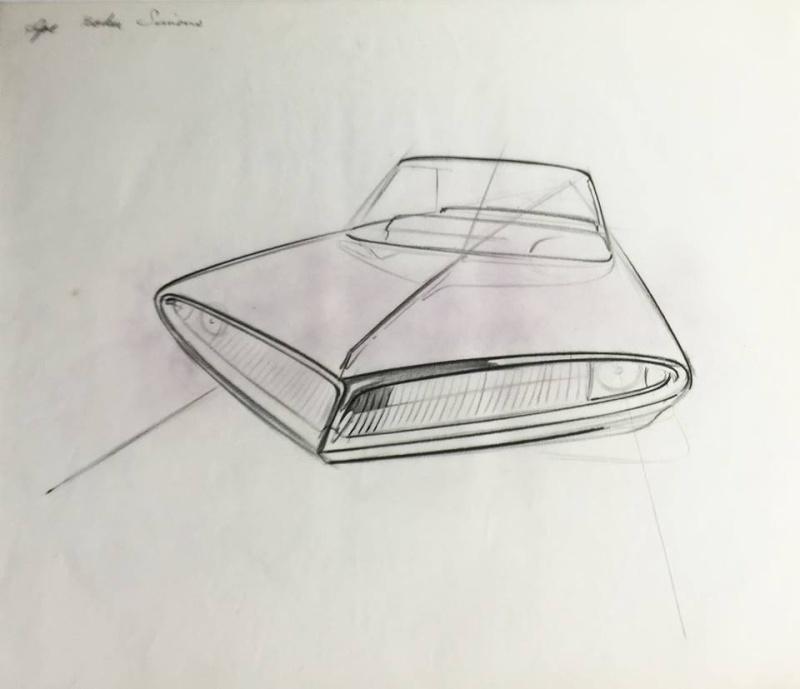 Prototype, maquette et exercice de style - concept car & style 10685510